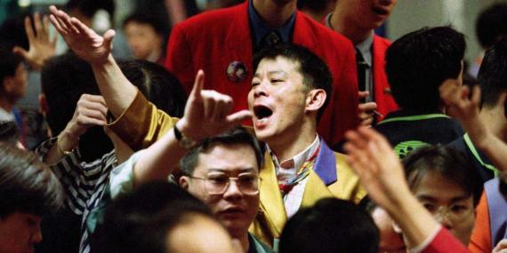 Shares in a mysterious Hong Kong investment company have jumped 8,500% in 5 years, and no one really knows why