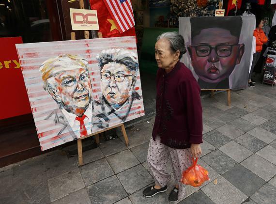 Reunión entre Trump y Kim Jong Un en Vietnam