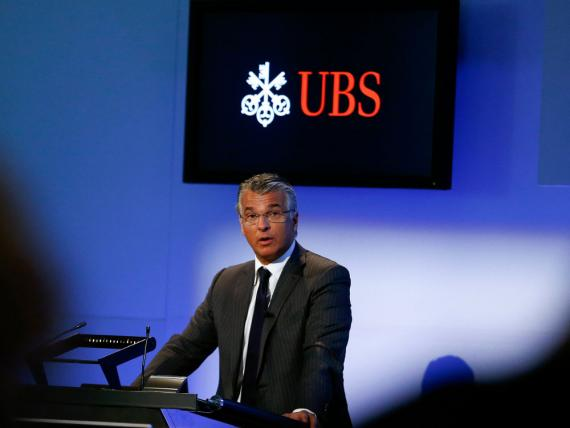 El CEO de UBS, Sergio Ermotti, busca aumentar la automatización en el banco suizo.