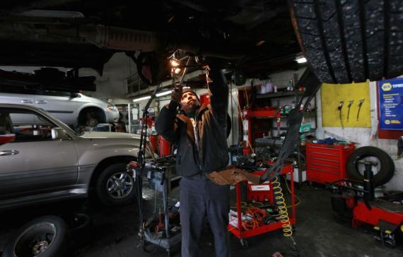 Arreglar tu coche puede ser un proceso intimidante.
