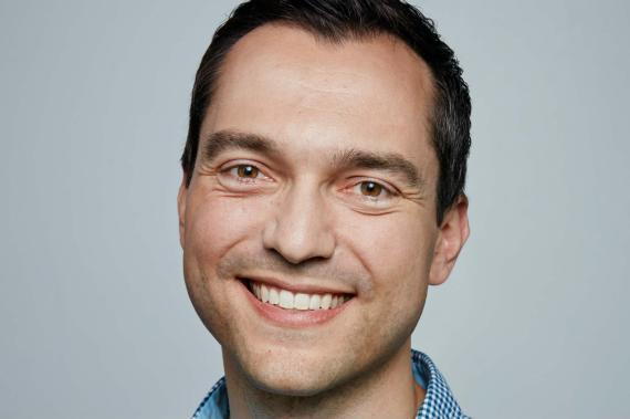Nathan Blecharczyk, uno de los cofundadores de Airbnb.