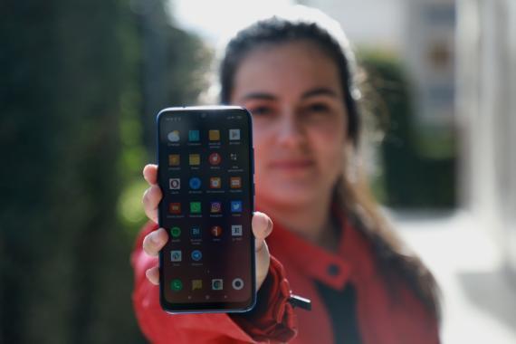 Redmi Note 7 portada