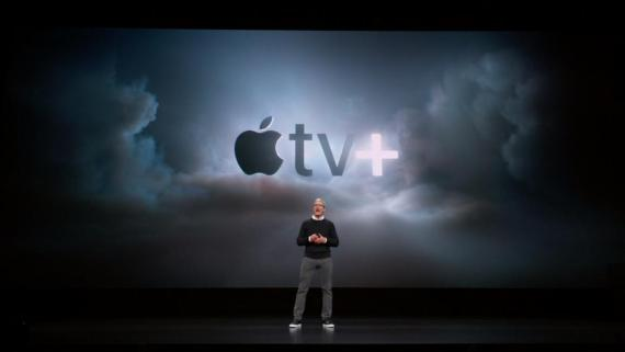 IT'S HERE: Apple finally unveils its streaming TV service, Apple TV Plus