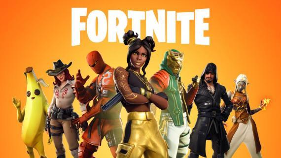 'Fortnite' es uno de los juegos de los que Tencent tiene una participación.