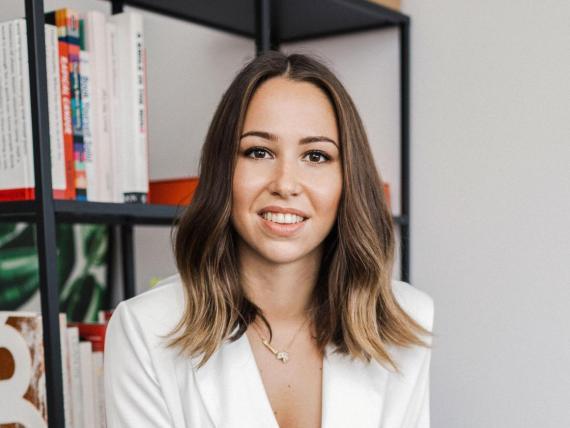 Joana Galvão ha cambiado su estilo de gestión de una manera enorme.