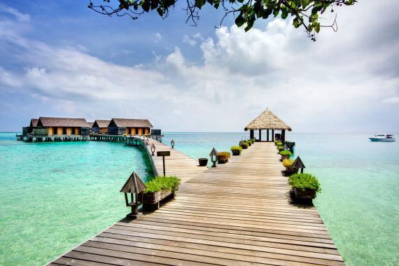Gangehi Island Resort – Maldivas