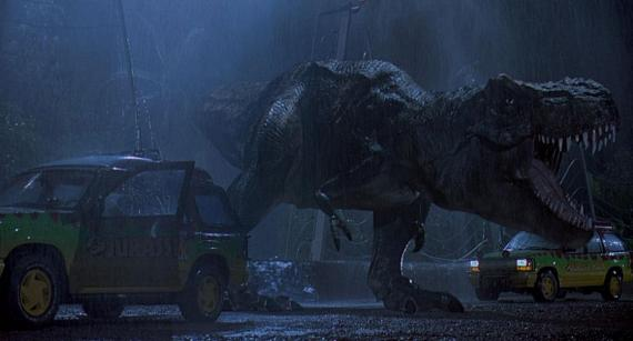 """Many of our preconceptions about the way T. rex lived have changed since """"Jurassic Park"""" came out."""