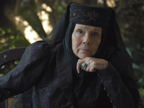 Olenna is a queen.