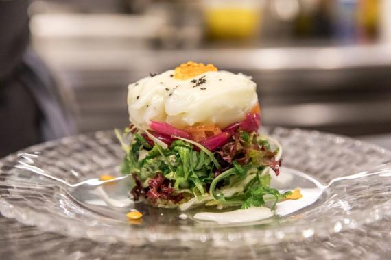 El restaurante Cañadío tiene un Menú de Degustación con un precio de 50 euros.