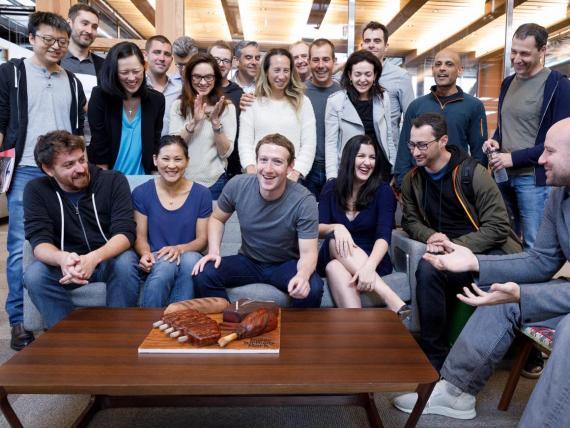 Some of Mark Zuckerberg's closest lieutenants have left the company.