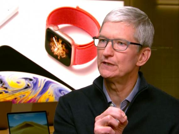 Apple's profit will drop by almost 30% if China bans its products, Goldman Sachs estimates