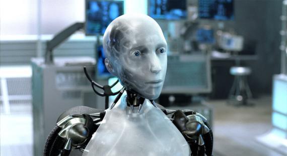 Yo, robot (película)