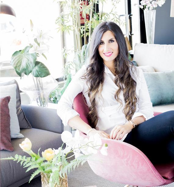 Ana Jiménez, emprendedora española experta en imagen