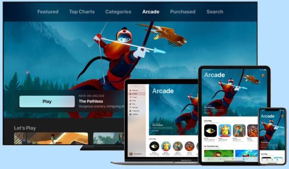 Apple se gastará 500 millones de dólares para poner en marcha Apple Arcade