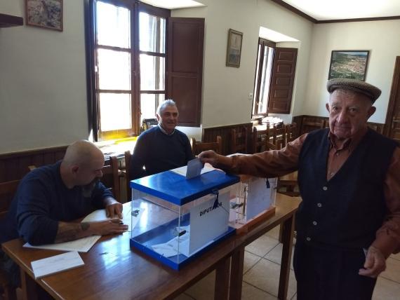 Elecciones generales pueblo