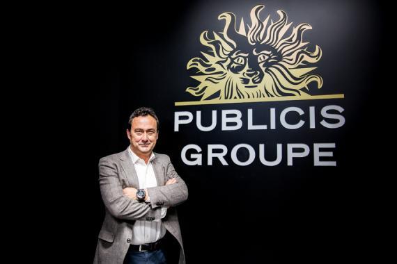 Fernando Rodríguez, CEO de Publicis Media España