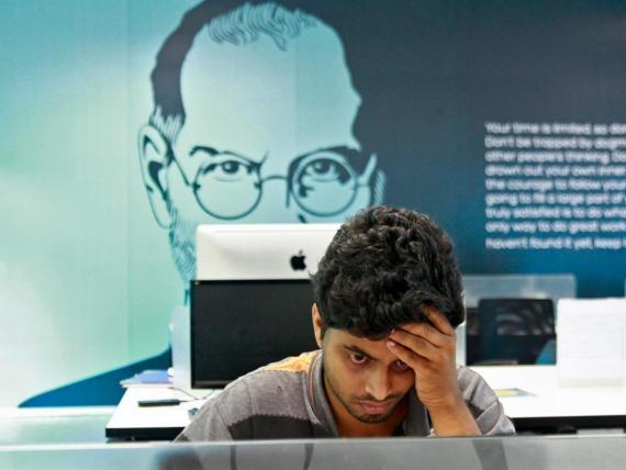 Tener una carrera de cuatro años no es la única forma de poner un pie dentro de compañías top como Apple.