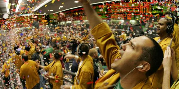 Global stocks bounce as China manufacturing data smashes expectations