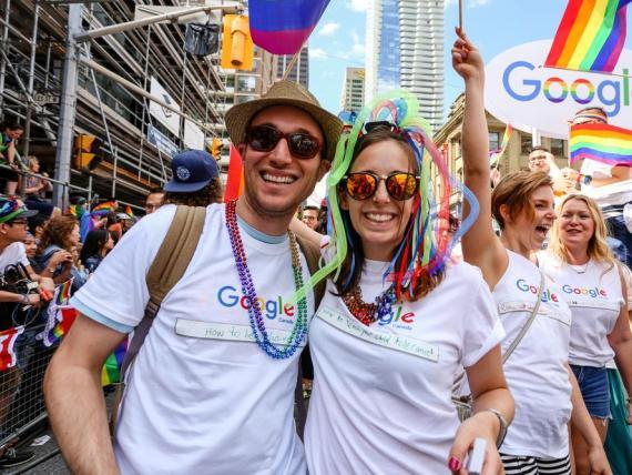La compañía matriz de Google, Alphabet, se encuentra en la primera posición de las compañías donde los que buscan empleo quieren trabajar.