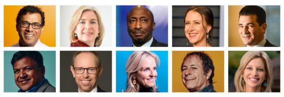 INTRODUCING: The 10 people transforming healthcare