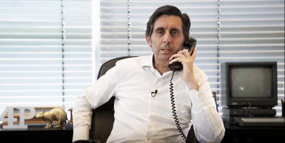 Jose María Álvarez Pallete, Presidente ejecutivo de Telefónica