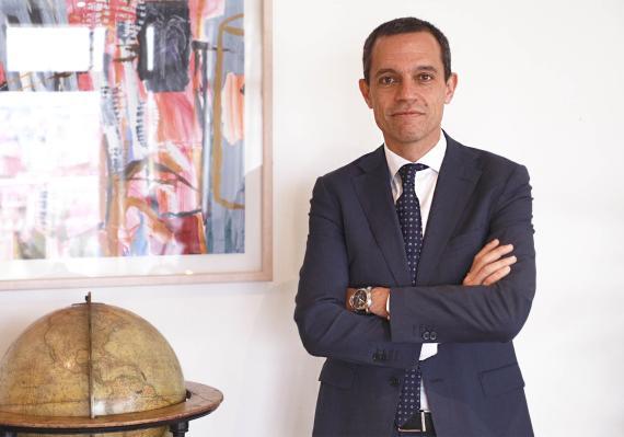 Jose María Palomares, presidente de Multinacionales por Marca España