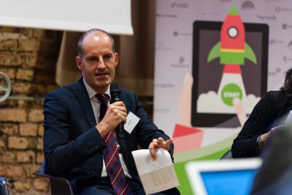 El director del EIT, Martín Kern