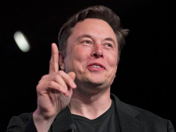 Elon Musk, the rare CEO to joke about smoking marijuana.
