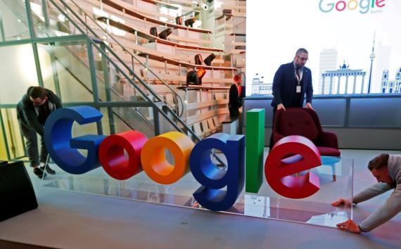Inauguración de la nueva sede de Google en Berlín, Alemania, el 22 de enero de 2019.