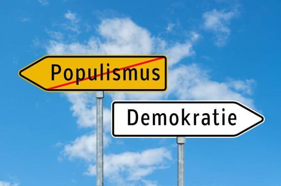 Populismo - Democracia