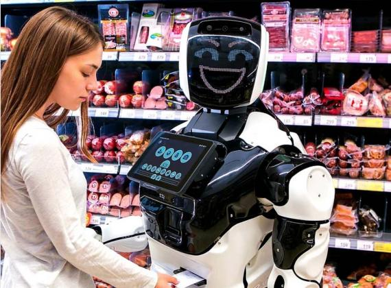 Robots made in spain