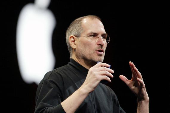 Steve Jobs, fundador de Apple.