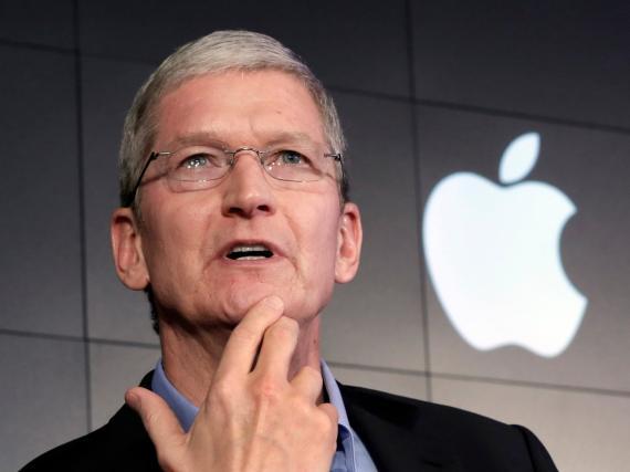El CEO Tim Cook ha dicho que está centrado en averiguar cómo puede Apple mejorar la salud de las personas.