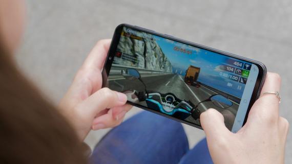 videojuegos Samsung Galaxy M20