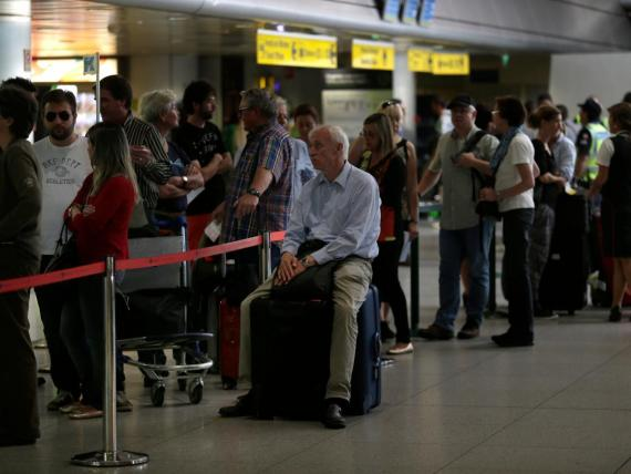Lisbon Portela Airport.