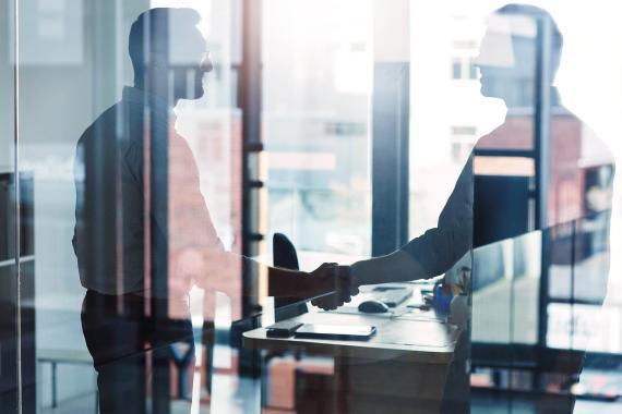 Acuerdo entre empresarios