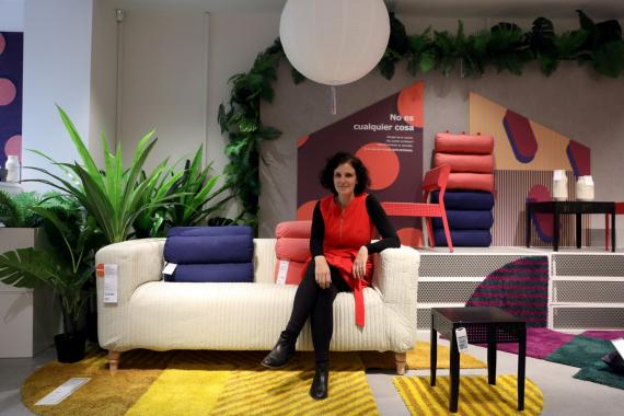 Barbara Martin Coppola, responsable de estrategia digital de Ikea