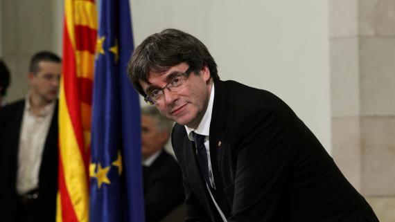 Carles Puigdemont, en una fotografía de archivo.