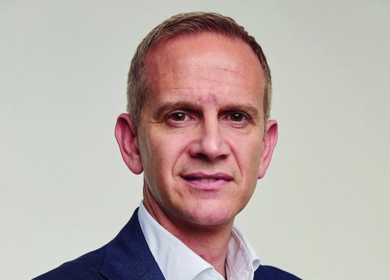 Carlos Crespo, consejero delegado de Inditex.
