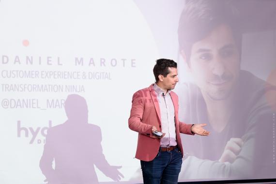 Daniel Marote, director de Hydra.digital