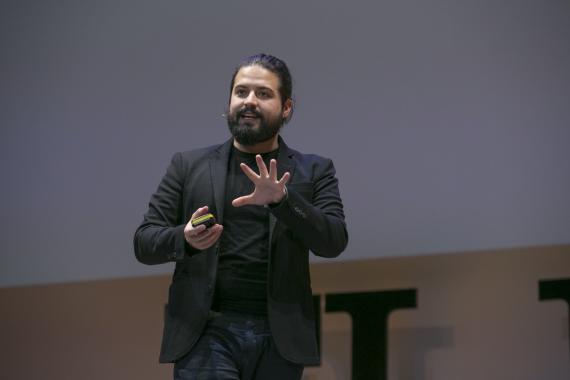 David Alayón, ex responsable de innovación de Inditex y fundador de Innuba