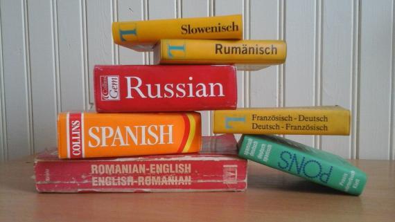diccionarios, idiomas