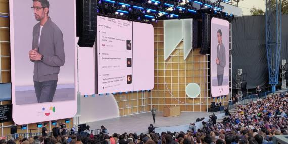 Google just showed off 4 major updates to its futuristic Lens technology that anyone who goes out to restaurants will love