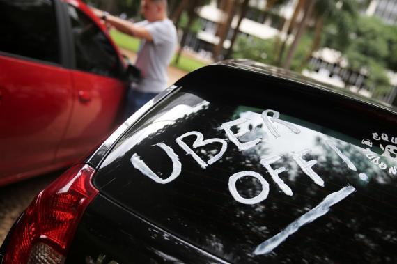 Los conductores de Uber y Lyft de varias ciudades de Estados Unidos y Reino Unido han ido a la huelga este miércoles 8 de mayo de 2019 para protestar por sus condiciones de trabajo