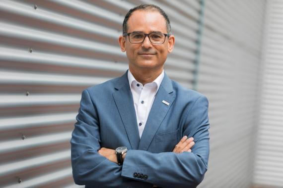Javier González Pareja, presidente del Grupo Bosch para España y Portugal.
