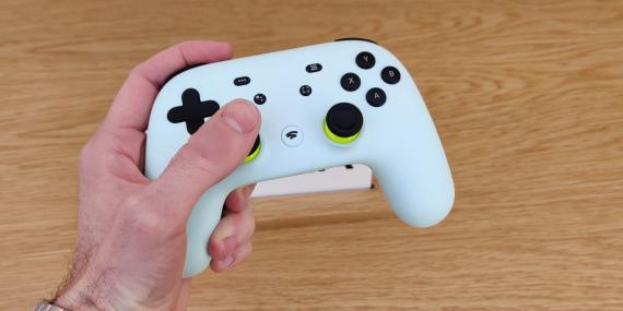 mando de videojuego, Stadia