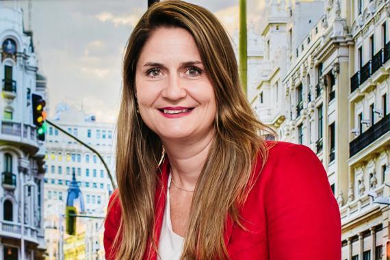 María Luisa Melo, directora de Relaciones Institucionales, Comunicación y RSC de Huawei España.