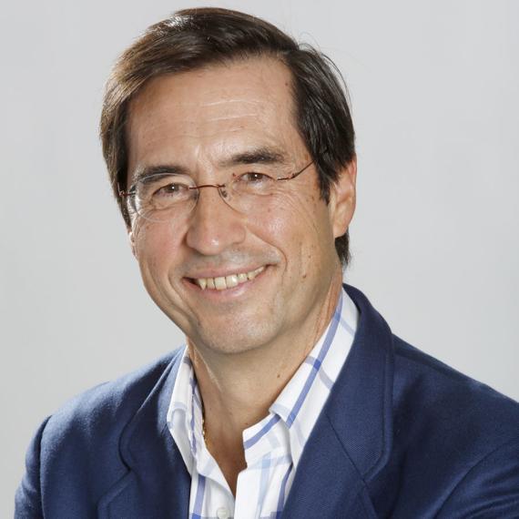 Mario Alonso Puig, cirujano de Harvard