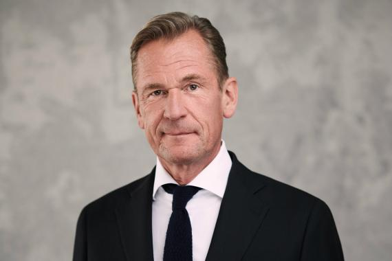 Mathias Döpfner, CEO de Axel Springer.