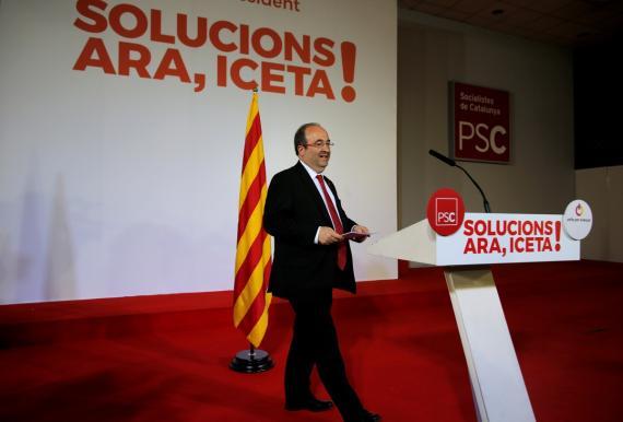 Miquel Iceta PSC